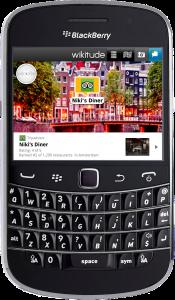 TripAdvisor on BlackBerry
