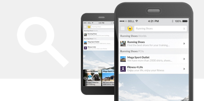 Wikitude the app - smart search