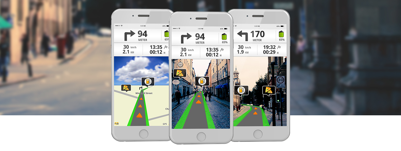 AR Navigation