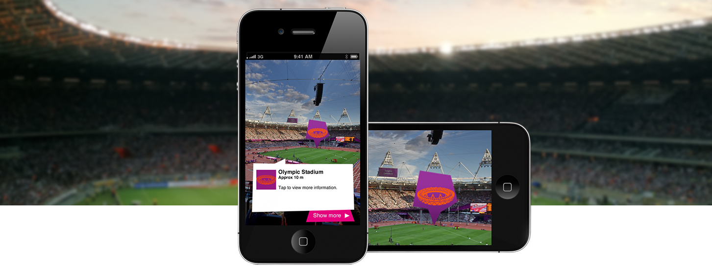 XOMO Digital - London Olympics 2012