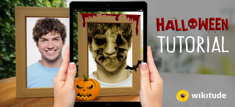 Augmented Reality Halloween App Tutorial