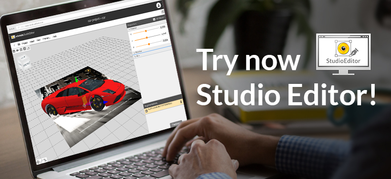 Studio Editor preview