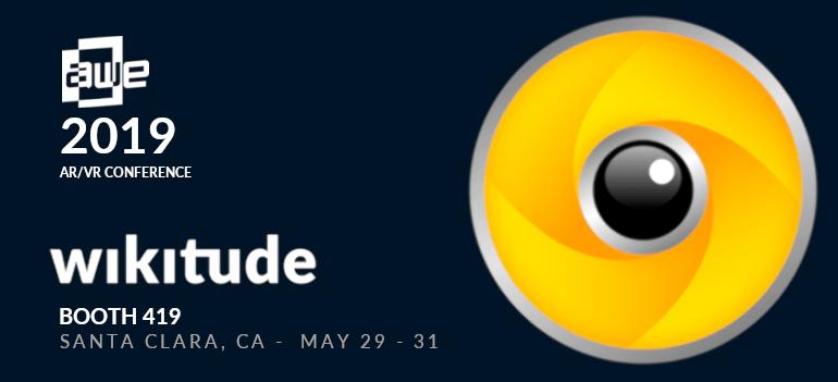 Wikitude at AWE USA 2019 - Booth 419