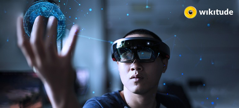 Augmented Reality SDK for Microsoft HoloLens