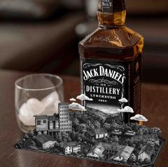 The Jack Daniel's AR app