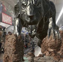 Walmart Marvel AR app
