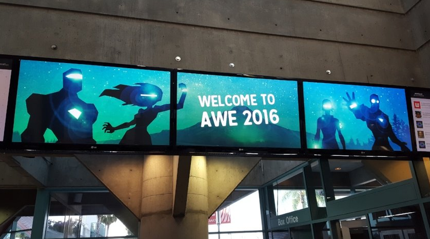 AWE 2016 was the biggest and best AR event ever – and here's why