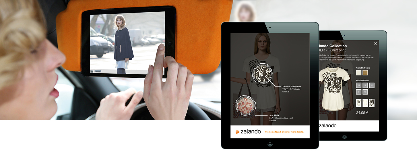 Geneva Motor Show with Zalando and Rinspeed