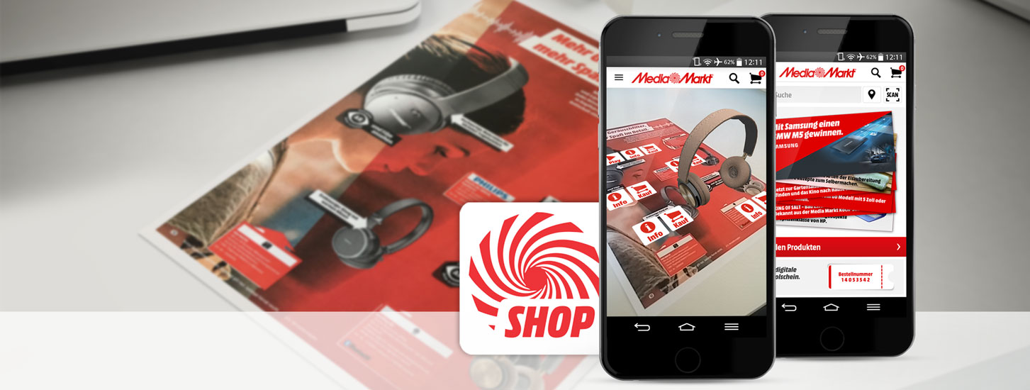 Media Markt Retail Engagement App