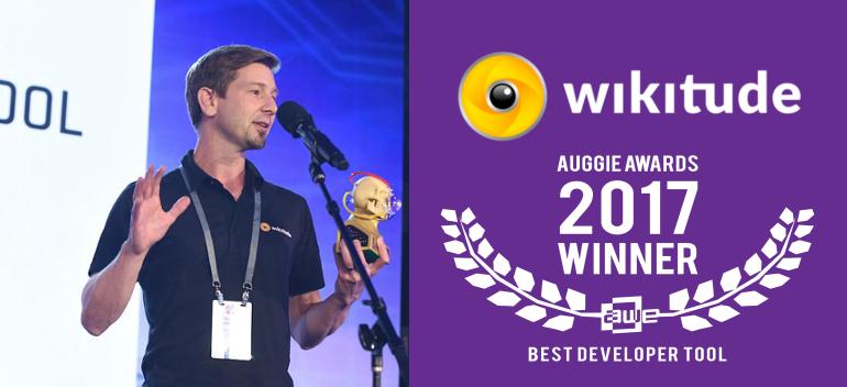 auggie awards Wikitude