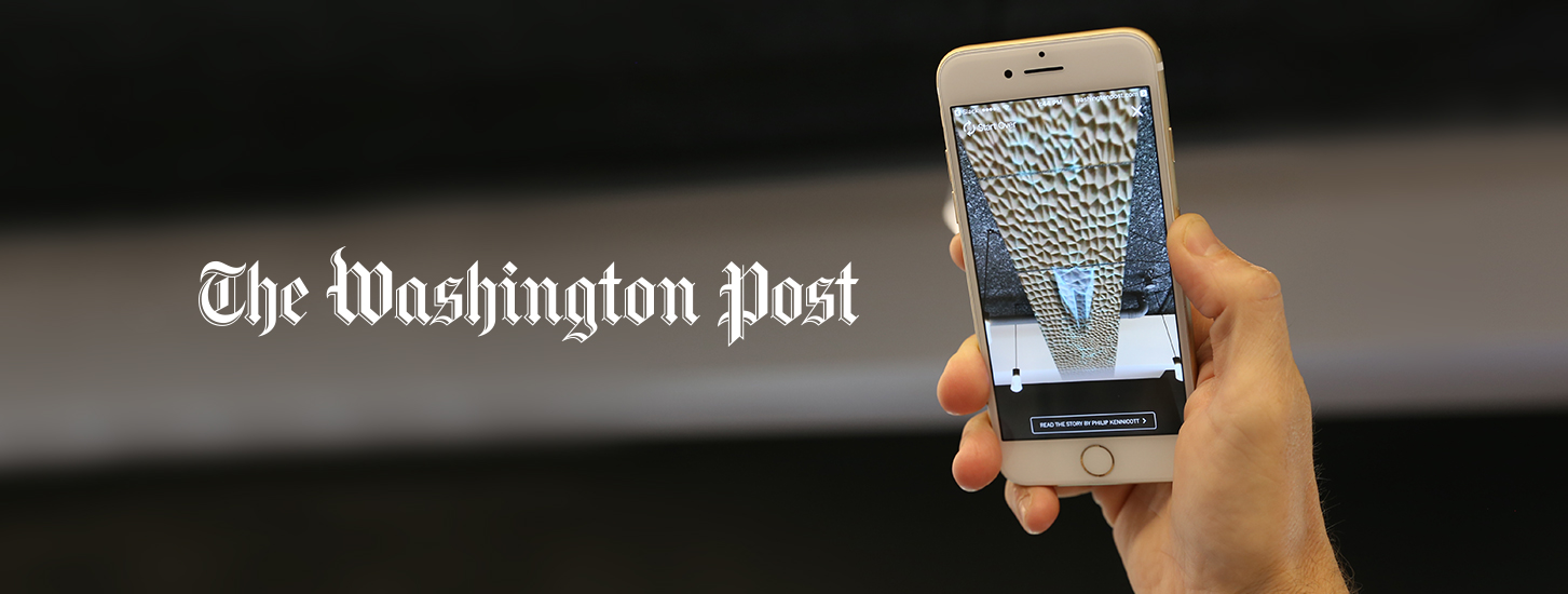The Washington Post augmented reality series