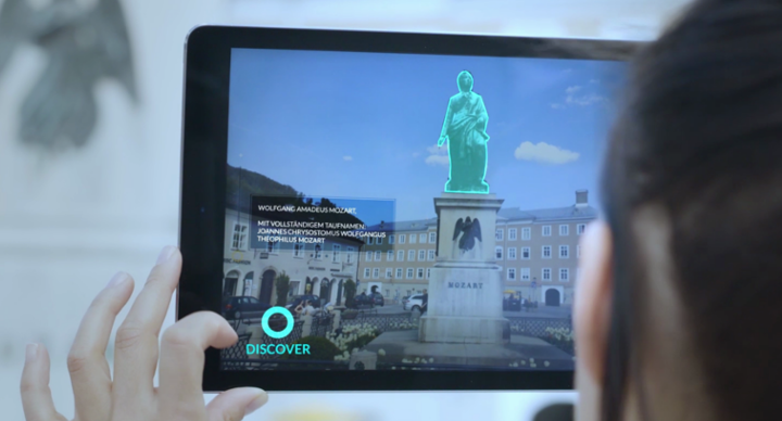 Extended tracking for Objects - Wikitude augmented reality SDK - features