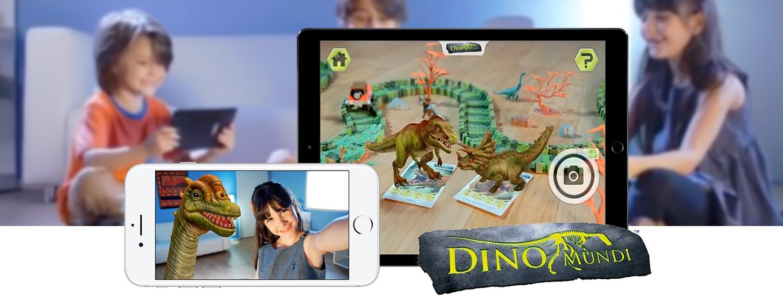 Dino Mundi augmented reality