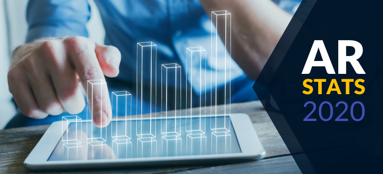 7 estadísticas que todo desarrollador de aplicaciones debe saber sobre la realidad aumentada