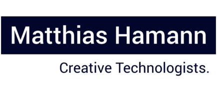 Matthias Hamann – Creative Technologists - Wikitude Partner for Augmented Reality Projects