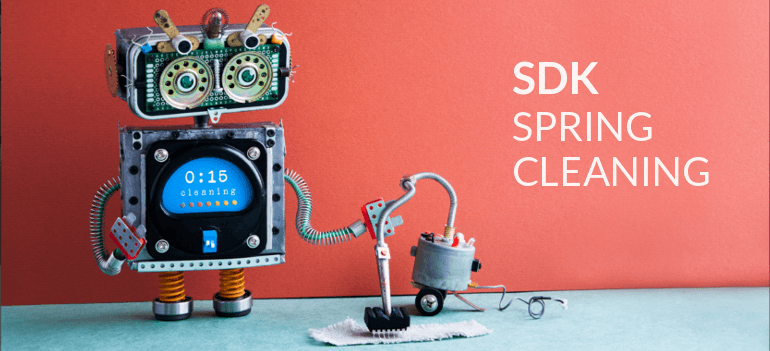 SDK Clean-up