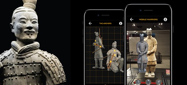 Augmented Reality in Museums: The Franklin Institute AR app