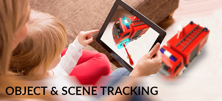 Object & Scene Recognition and Tracking - Wikitude augmented reality feature