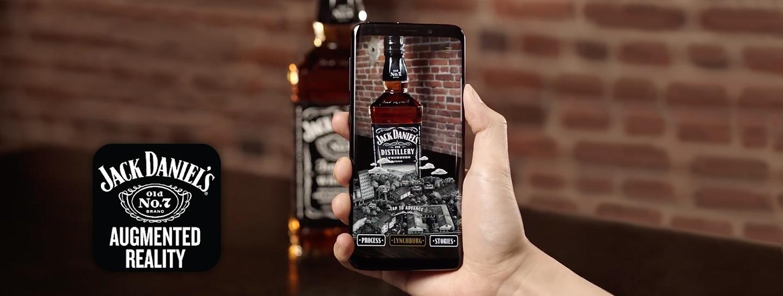 The Jack Daniel's AR Experience