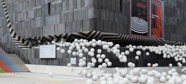 Augmented Reality in Museums: mumokAR - mumok goes Augmented Reality