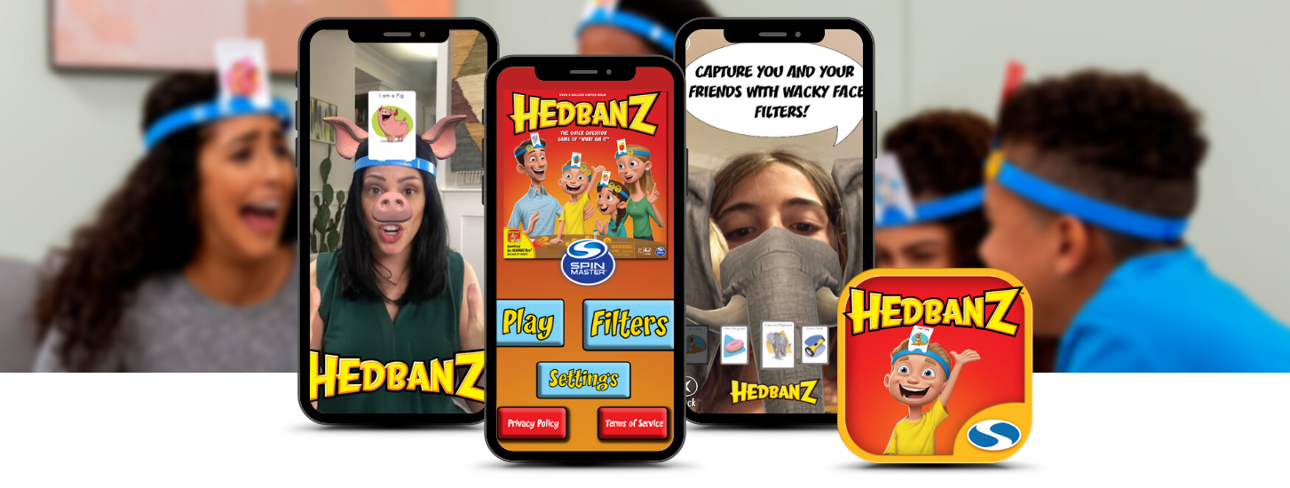 augmented reality what am I cards - Hedbanz