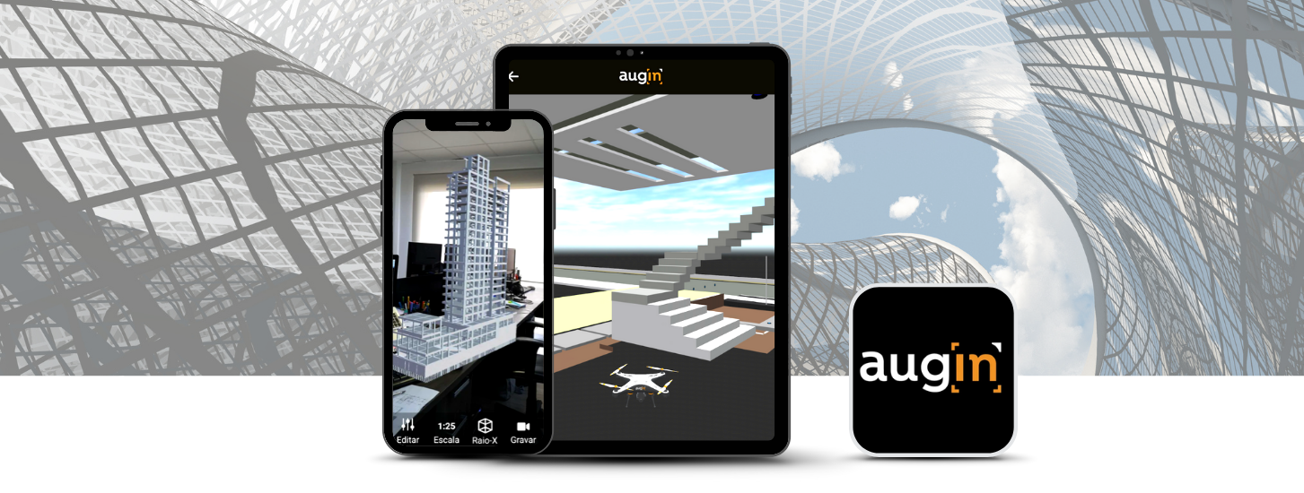 Augin: AR visualization for architecture and construction